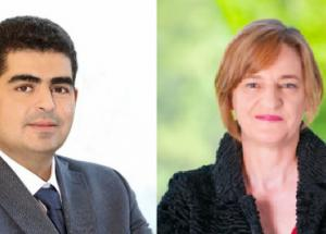 4 Questions for… Valérie Gervais and Hady Nassif