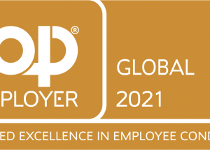 Saint-Gobain certifié Top Employer Global 2021